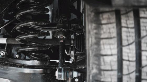 Check your car suspension