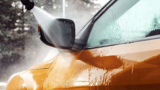 Spring Car Maintenance Carwash